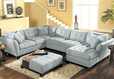 Rooms To Go Metropolis Sectional by Home And Living Room Sets
