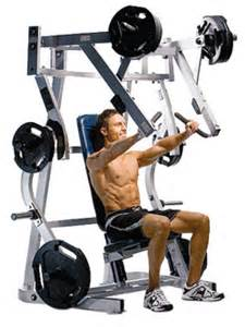 Power Bench Press Program How To Build Huge Chest