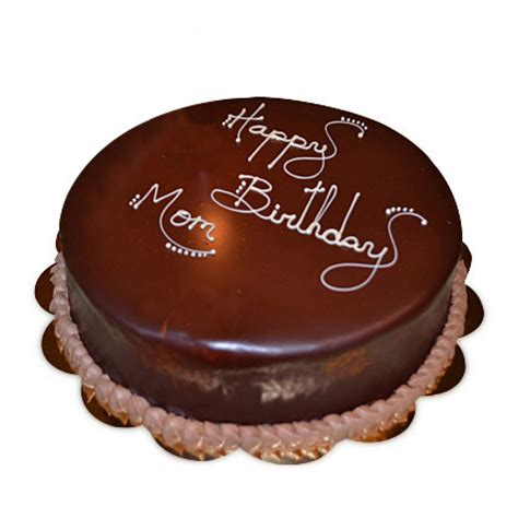 1 Kg Chocolaty Birthday Cake