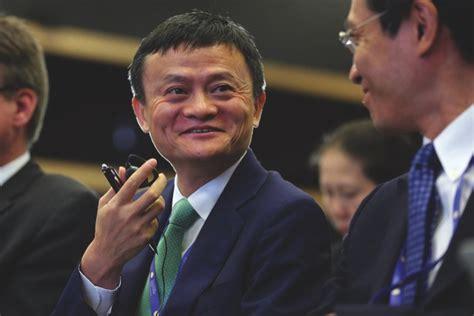 Alibaba Worth 2017 | jack ma sees net worth soar usd2 8b in a day macau daily