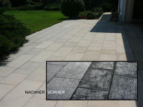 Naturstein Reinigen Mit Soda 5278 by Betonplatten Terrasse Reinigen