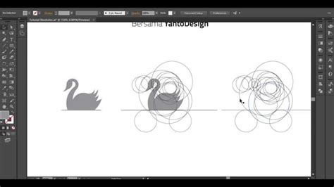 logo guide tutorial tutorial logo how to create logo with circle guideline