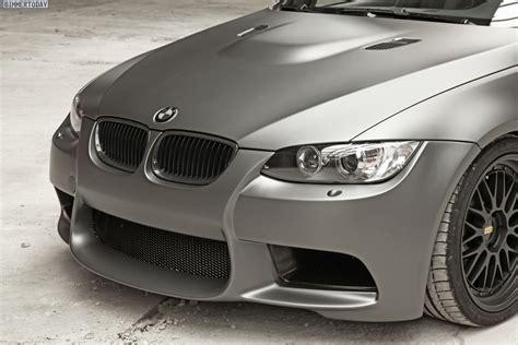 M3 Folie Na Auto by Bmw E92 M3 In Matte Space Gray