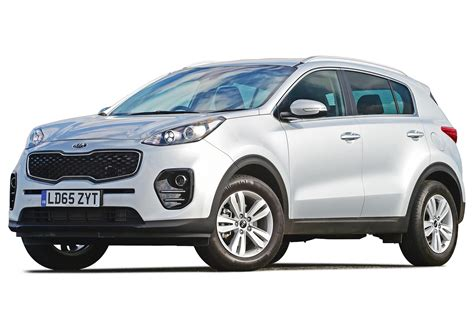 Kia Suv Car Kia Sportage Suv Review Carbuyer