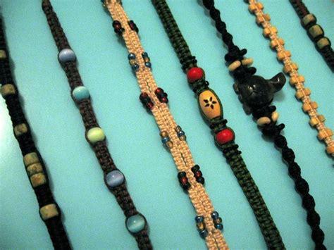 Macrame Braiding - macrame bracelets 183 how to make a braided bracelet