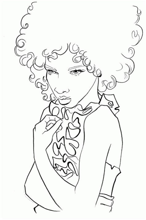 free african american coloring pages az coloring pages