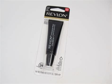 Revlon Eye Primer revlon colorstay eyeshadow primer review swatches
