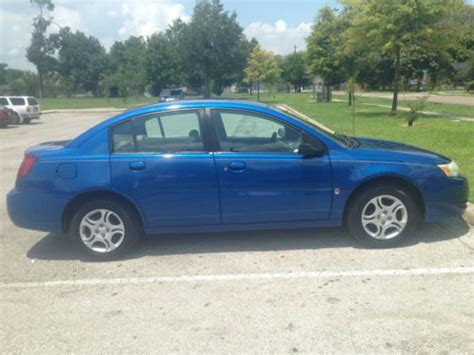 2004 saturn ion ignition switch recall sell used 2004 saturn ion 2 sedan 4 door 2 2l in houston