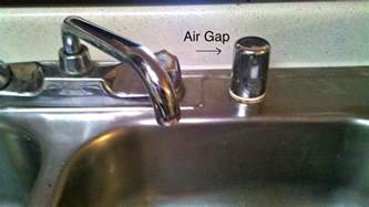 What Is An Air Gap In A Dishwasher Captain Schmiddy