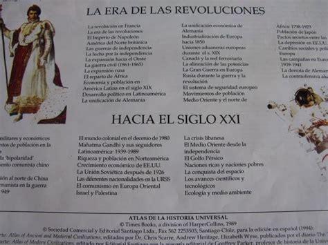 libro historia del mundo en mercurio peruano libro atlas historia del mundo times l91