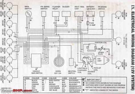 yamaha sr500 wiring diagram free wiring diagram
