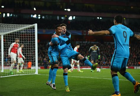 arsenal vs barcelona arsenal fc v fc barcelona uefa chions league round of