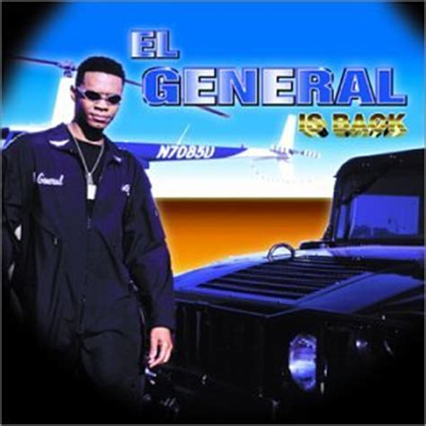 genera music el general el general is back amazon com music