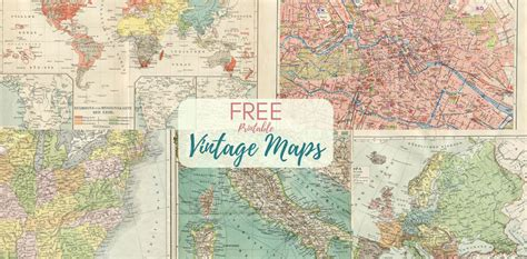 free printable world map vintage wonderful free printable vintage maps to download pillar