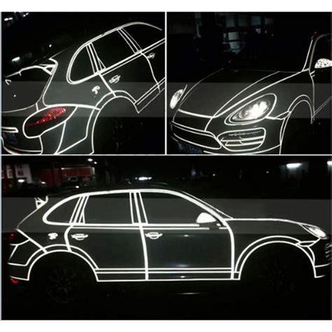 Car Styling Reflective Stiker Mobil 1cm 5 Meter Car Styling Reflective Stiker Mobil 1cm 5 Meter Yellow Jakartanotebook
