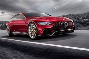 Mercedes Cars Mercedes Amg Gt Concept A Cross Town Rival To The Porsche