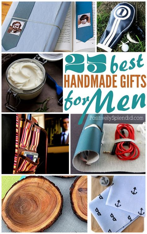 Best Handmade Gifts 2014 - 25 handmade gifts for