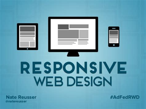 responsive layout presentation responsive web design presentation at the fort wayne adfed