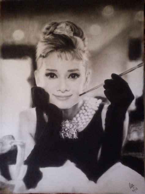 audrey hepburn little people audrey hepburn in breakfast at tiffany s of cabbages and kings