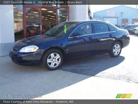 2007 impala ls 2007 chevy impala ls html autos weblog
