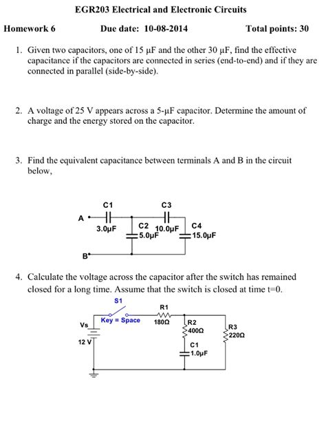 capacitors questions pdf capacitors questions and answers 28 images pictures electronics questions and answers pdf