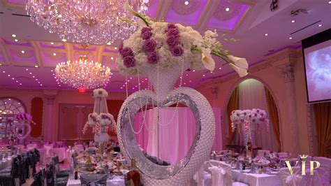 wedding decorations the most luxurious wedding decor youtube