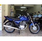 Honda Cg Titan Ks 150 Azul 2008 Car Tuning
