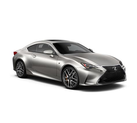 lexus rc 350 f sport for sale new atomic silver 2017 lexus rc 350 f sport for sale