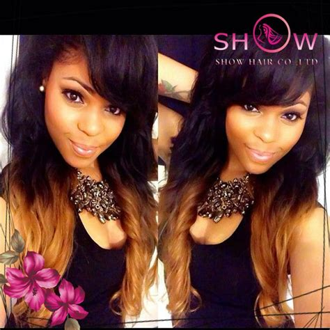 body wave hair with bangs beauty fashion human brazilian hair lace wigs front lace