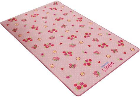 lillifee teppich kinder teppich prinzessin lillifee 187 li 105 171 otto