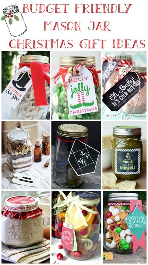 20 mason jar christmas gifts miss information
