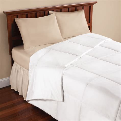 temperature regulating comforter the temperature regulating comforter full hammacher