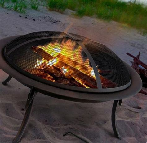 backyard portable fire pit hot diy fire pit ideas to make your backyard better
