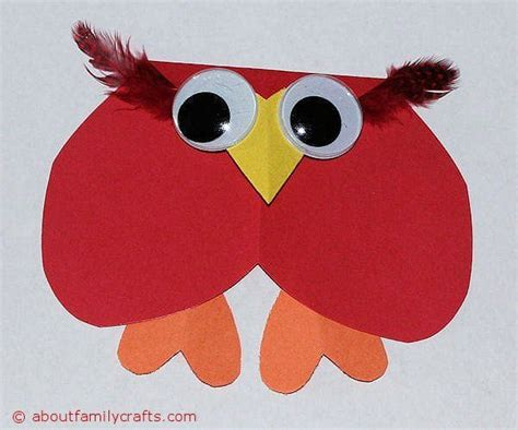 Animals Out Of Paper - how to make paper animals february