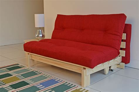 Small Futon Couch For Apartment Area ? Roof, Fence & Futons