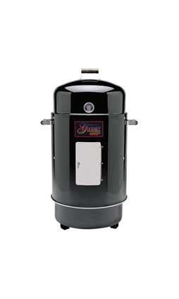 review brinkmann 852 7080 7 gourmet charcoal smoker and