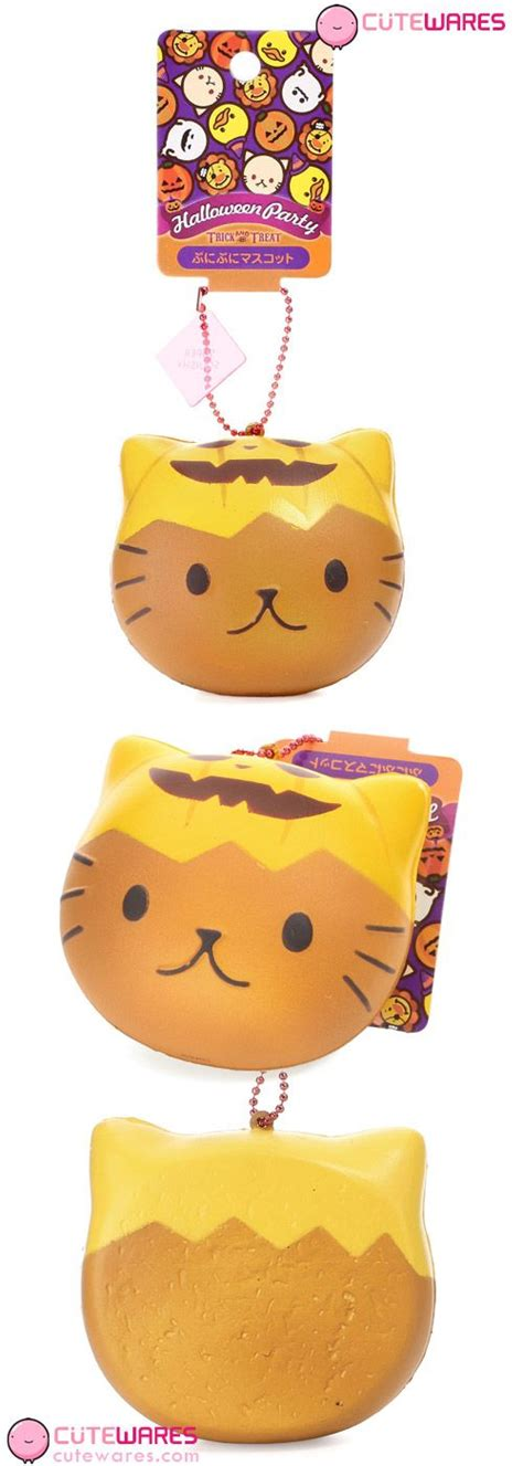 Helloween Cat Squishy By Cafe Squishy Original Jepang the 25 best where to buy squishies ideas on