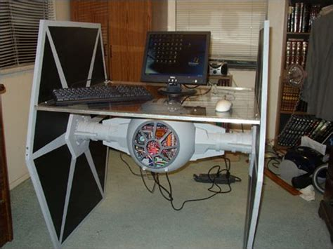 Side Table With Built In Lamp The 10 Coolest Star Wars Computer Case Mods Best