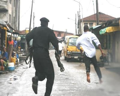 Officer Run by Cross River Smashes Inter State Armed Robbery