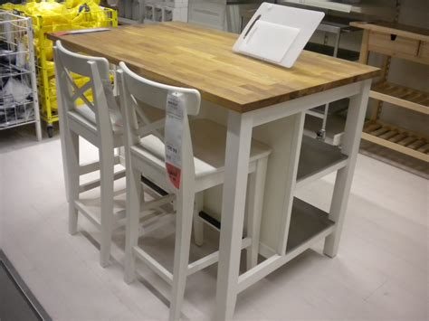 kitchen island table ikea ikea island as craft table simplify organize pinterest