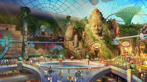 Lotte World Reimagined Thinkwell Group Experience Design Company