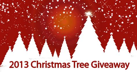 2013 christmas tree giveaway from king of christmas moms