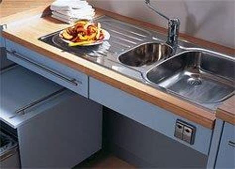 Accessible Kitchen Sink Handicap Home Modifications In