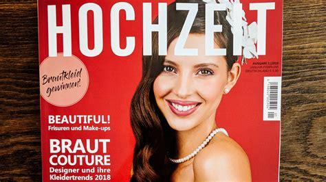 Hochzeit Magazin by Modernens Mit Vintage Akzent K 252 Ssdiebraut Im Hochzeit