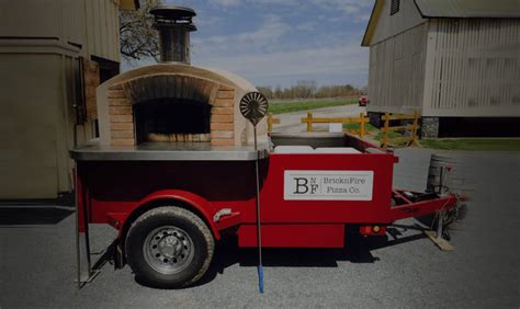 truck in baltimore bricknfire pizza mobile pizza truck in baltimore maryland