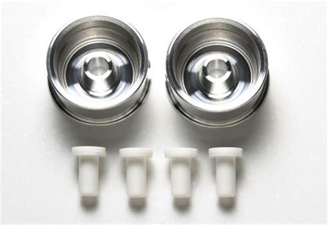 Tamiya Item95276 Hg Aluminium Wheels For Low Profile Tires hg aluminum wheels for low profile tires 2pcs