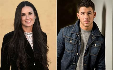 Rumer Hooks Up by Is Demi 55 Hooking Up With 25 Year Nick Jonas