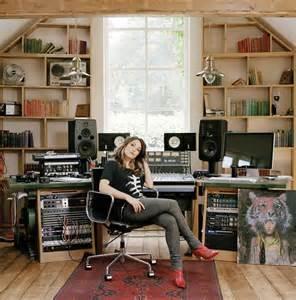 home recording studio design book portraits kate peters