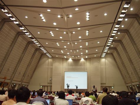 design event japan file kyoto international conference center annex hall
