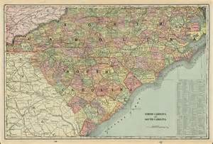 map of virginia carolina and south carolina carolina and south carolina barry